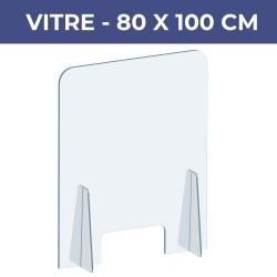 Vitre de protection 80x100...