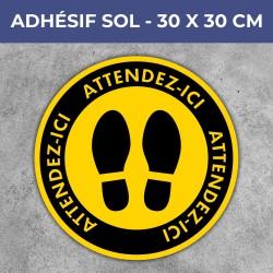 Adhésif spécial sol - SOL2