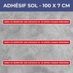 Adhésif spécial sol - SOL6