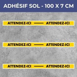 Adhésif spécial sol - SOL8