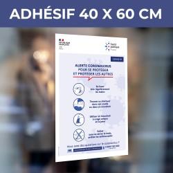 Adhésif A2 - Gestes...